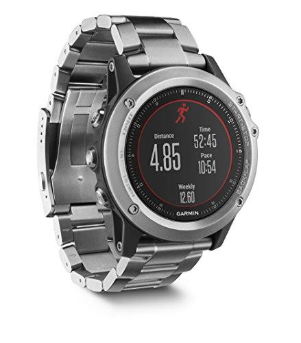 Garmin Fenix 3 HR - Reloj GPS multideporte