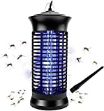 Bug Zapper,Electric Mosquito Zappers/Killer - Insect Fly Trap, Powerful...