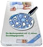 Wolke24 Orthopädische Bayscent 7 Zonen Gelschaummatratze 160 x 210 cm - 4