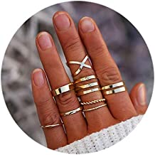 CZ Wave Sea 925 Sterling Silver Engagement Simple Statement Ring Dainty Cubic Zirconia Promise Finger Band Cute Stacking Minimalist Knuckle 2mm Rings Jewelry Gifts for Women Girls Her Birthday