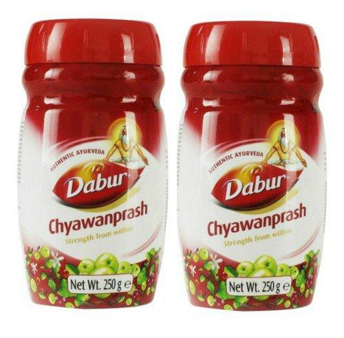 Dabur Chyawanprash 250 g (2 unidades)
