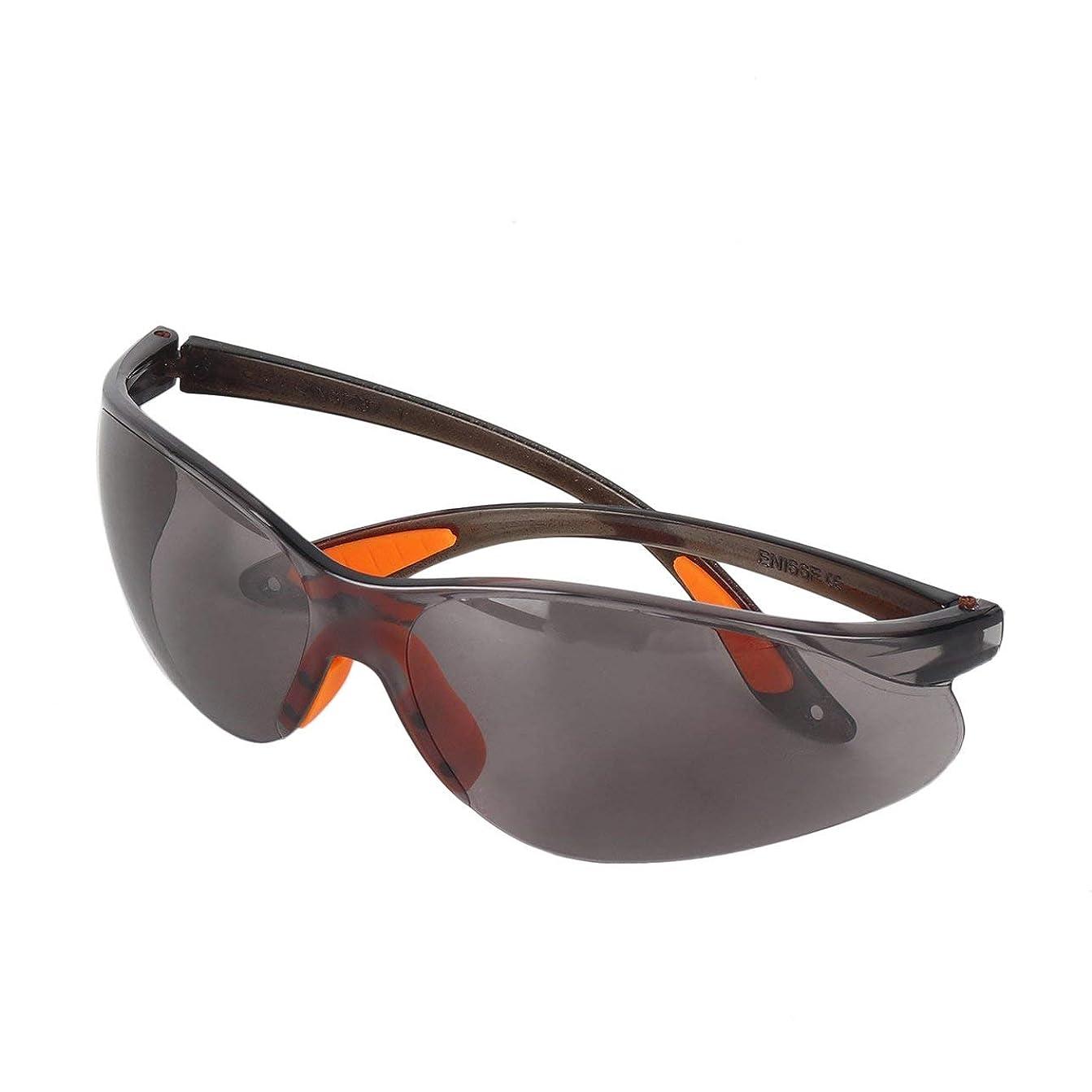 ナイロン乗算火山学DeeploveUU 携帯用安全メガネ保護メガネ丈夫なメガネ多機能ゴーグルユニセックスOurdoorメガネ