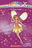 Ava the Sunset Fairy (Rainbow Magic Night Fairies #1)