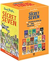 Secret Seven Complete Boxset of 17 Titles