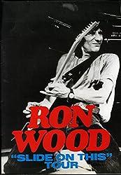 """[コンサートパンフレット]RON WOOD """"SLIDE ON THIS""""TOUR ロン・ウッド """"スライド・オン・ディス""""ツアー[1993年1月LIVE TOUR]"""