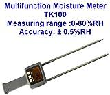 Tk100 Multfunctional Moisture Meter, for Hay, Straw, Bran, Fiber