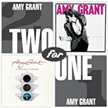 Two for One: Straight Ahead/ Unguarded by Amy Grant (2008-04-29)