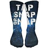 Gped Kniestrümpfe, Tap, Snap, Or Nap Best High Performance Athletic Running Casual Socken For Men und Women
