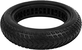 Delaman Scooter Tire Explosion-Proof Shock Solid Wheel,  for XIAOMI MIJIA M365 Electric Scooter,  Black
