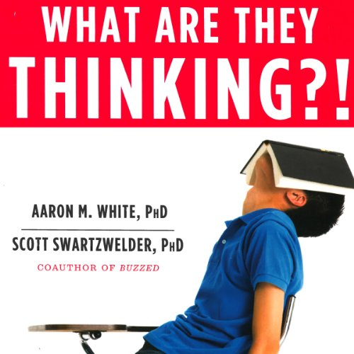 What Are They Thinking?! audiobook cover art