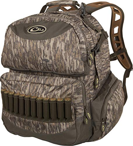 Drake Waterfowl Walk-in Backpack 2.0 Mossy Oak Bottomland One Size Fits Most
