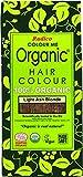 Radico Colour Me Organic Pflanzenhaarfarbe Leichtes Aschblond (bio, vegan, Naturkosmetik) LeichtesAsch