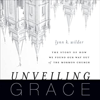 Unveiling Grace audiobook cover art