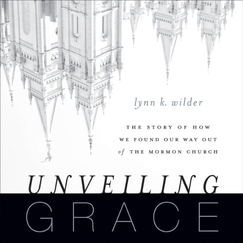 Unveiling Grace cover art