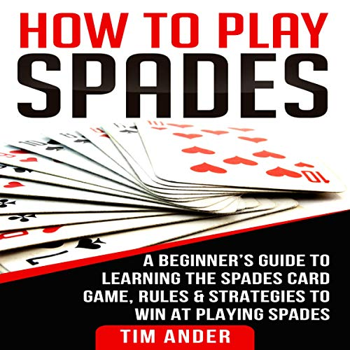 How to Play Spades audiobook cover art