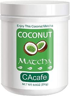 Coconut Matcha 9.5 oz