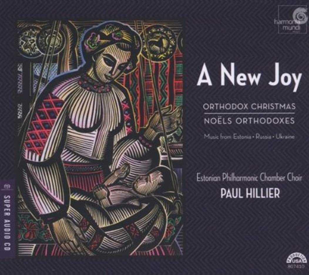 A New Joy - Orthodox Christmas by Estonian Philharmonic Choir