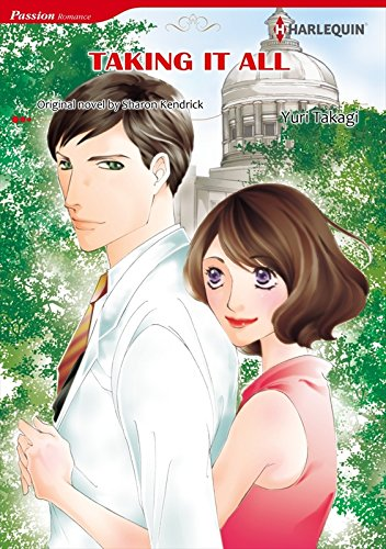 Taking It All: Harlequin comics (English Edition)
