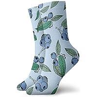 Gre Rry Ensalada de Pistacho y ricota Calcetines Cortos para Adultos Calcetines clásicos para Hombres y Mujeres