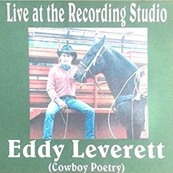 Live at the Recording Studio (Cowboy Poetry)