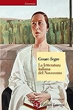 novecento italiano letteratura