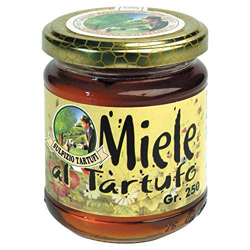 Sulpizio Tartufi - Miel polifloral con Trufa - 250gr - Producto original en Italia