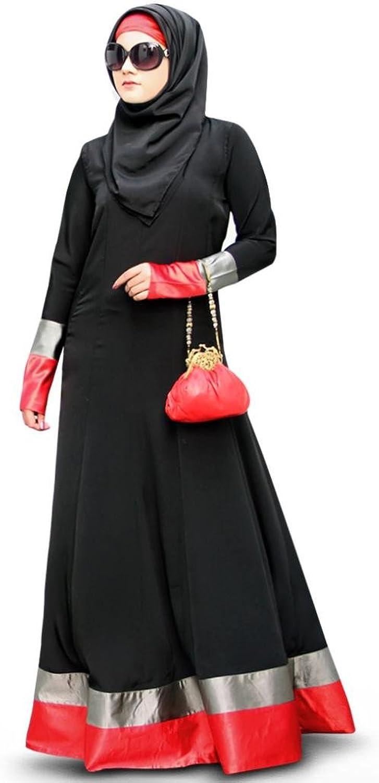 MyBatua Black Anarkali Stylish Occasions & Eid Wear Abaya Burqa Dress AY335