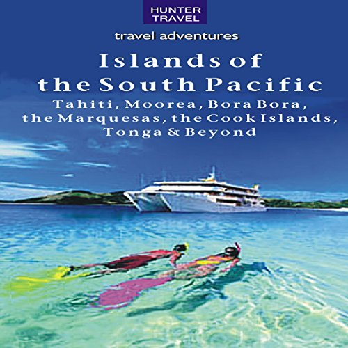 The Islands of the South Pacific audiobook cover art