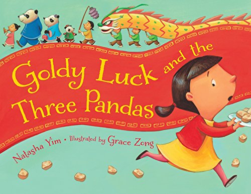 中国新年看啥书?《Goldy Luck and the Three Pandas》