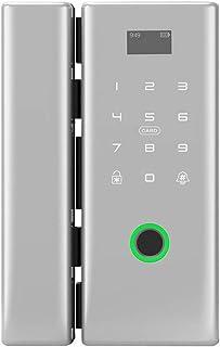 Vingerafdruk Deurslot Bluetooth Elektronische Smart Remote Wachtwoord Lock Kantoor Glas Deur Vingerafdruk Lock voor Office...