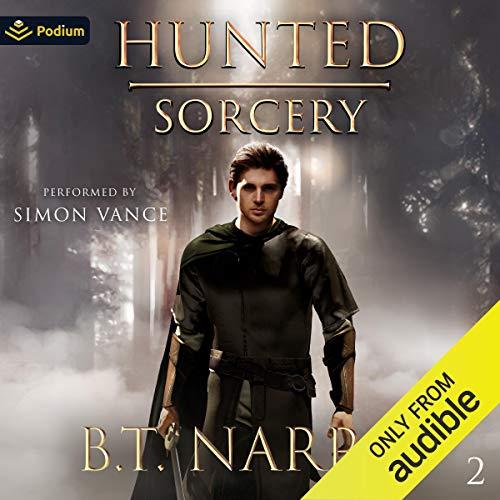 Hunted Sorcery: Jon Oklar, Book 2