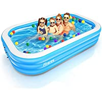 Firares Family Inflatable Swimming Pool (120