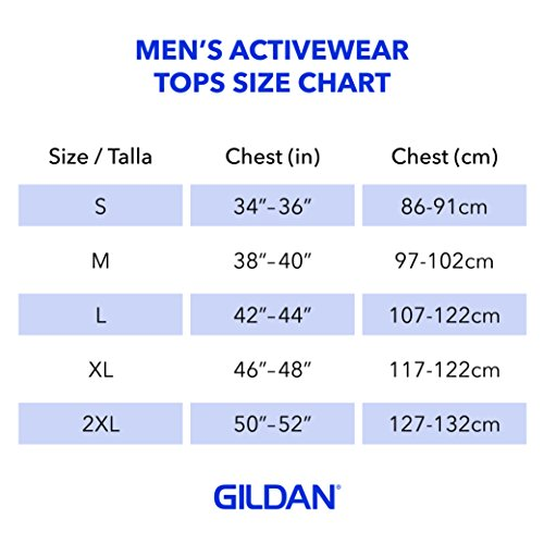 Gildan Men's Ultra Cotton Adult T-Shirt, 2-Pack, White, 4X-Large