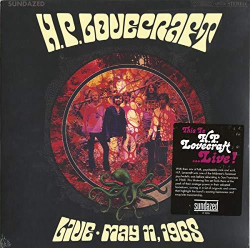 Live May 11, 1968 [Disco de Vinil]