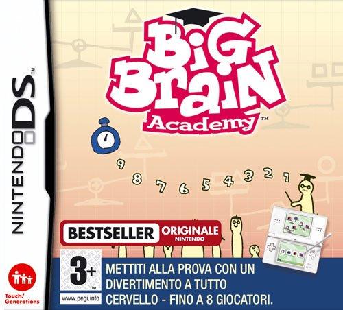 Nintendo Big Brain Academy, NDS - Juego (NDS)