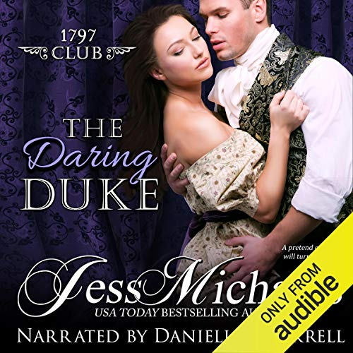 Couverture de The Daring Duke