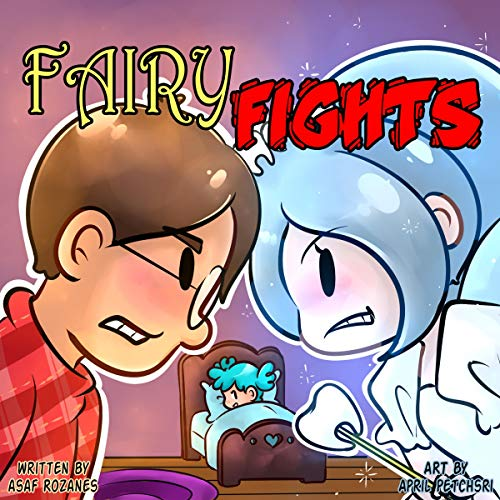 Fairy Fights audiobook cover art