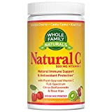 Natural Vitamin C Powder with Acerola Cherry 500mg