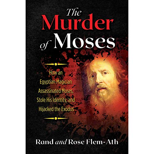 The Murder of Moses cover art