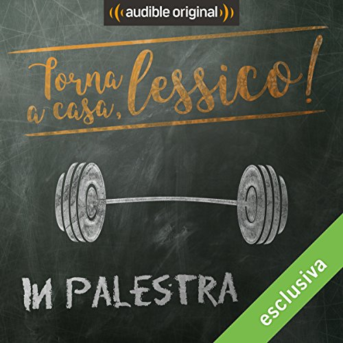 In palestra audiobook cover art