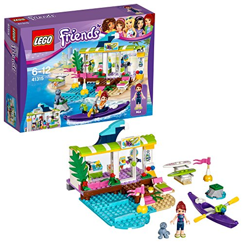 LEGO Friends 41315 - Heartlake Surfladen