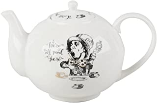 Creative Tops V&a Alice In Wonderland Large 4 Cup Ceramic Teapot