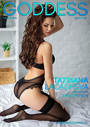 Goddess Magazine – January 2021 – Tatsiana Lacasheva (English Edition)