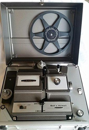Bell & Howell Super 8 / Regular 8 Movie Projector, Autoload Model 456
