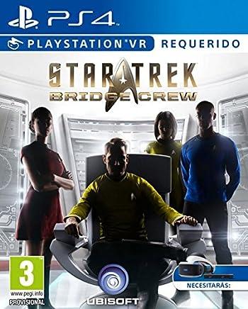 Ubisoft Star Trek Bridge Crew Vr [Playstation 4]