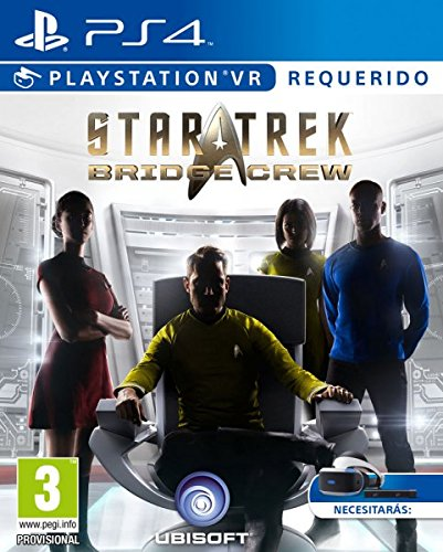 Games - Star Trek ? Bridge Crew (VR) (1 Games)
