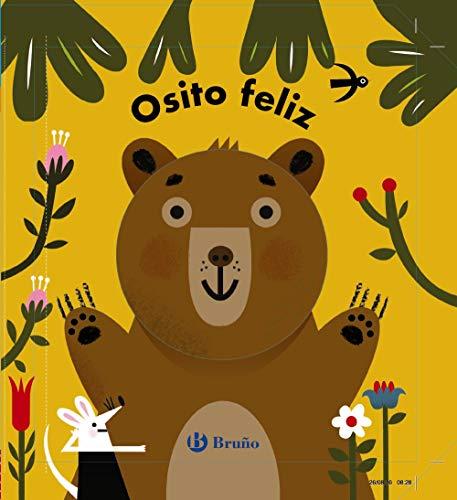 Caritas. Osito feliz (Castellano - A Partir De 0 Años - Proyecto De 0 A 3 Años - Libros Manipulativos)