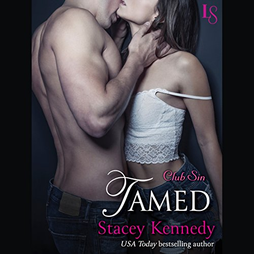 Tamed audiobook cover art