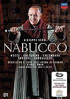 ベルディ 『ナブッコ』全曲 クリエフ演出、オーレン&アリーナ・ディ・ヴェローナ、ヌッチ、グレギーナ [DVD] [Import]
