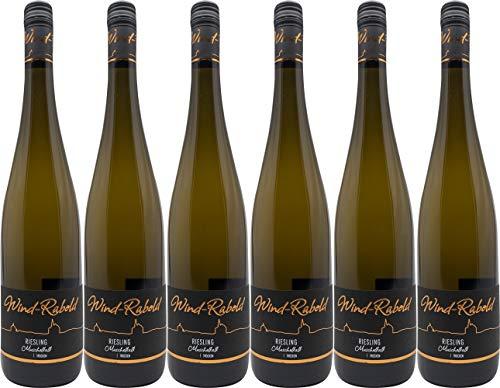 Wein- und Sektgut Wind-Rabold Arzheimer Kalmit Riesling Muschelkalk 2020 Trocken (6 x 0.75 l)